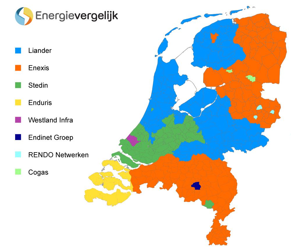 Netbeheerders Elektriciteit
